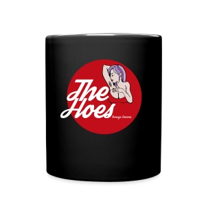 The Hoes Teenage Dreams REd - Full Color Mug