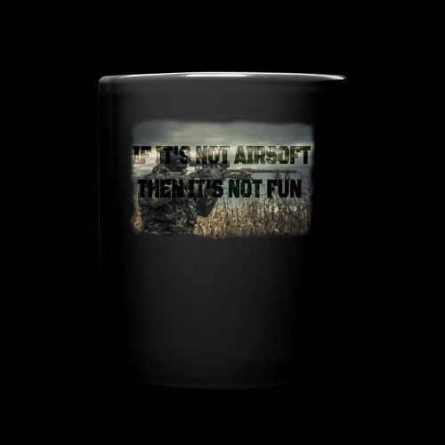 Airsoft T-shirts and stuff - Full Color Mug