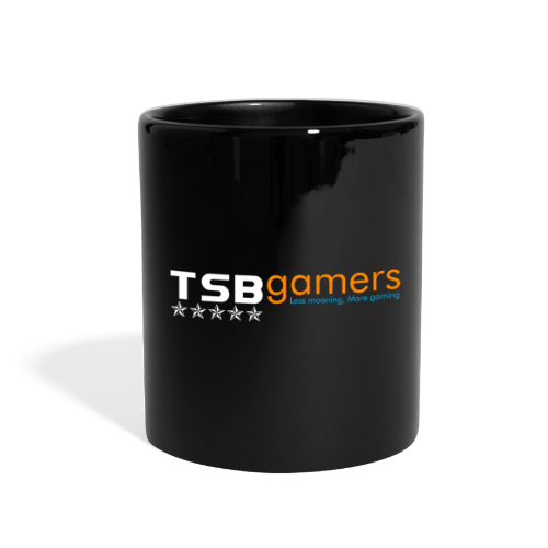 TSB White Website Logo FullColor - Full Color Mug