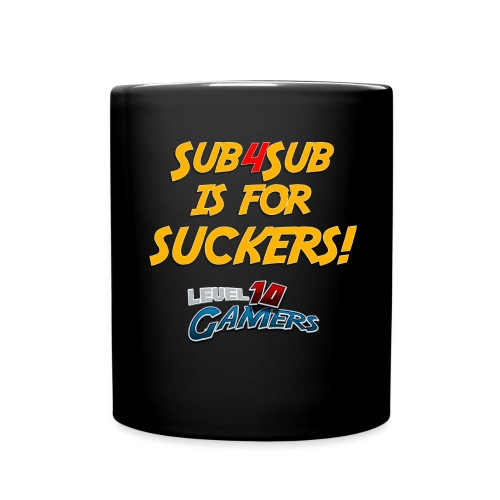 Anti Sub4Sub - Full Color Mug