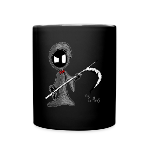 Mr. Grim Edgy - Full Color Mug