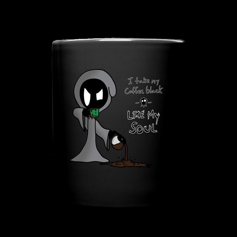 Grim Coffee - Full Color Mug