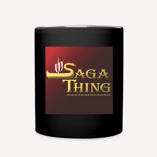 Saga Thing Logo Large jpg - Full Color Mug