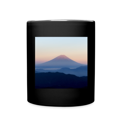 mt fuji 13460963 jpg - Full Color Mug