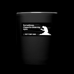 Sometimes - Full Color Mug