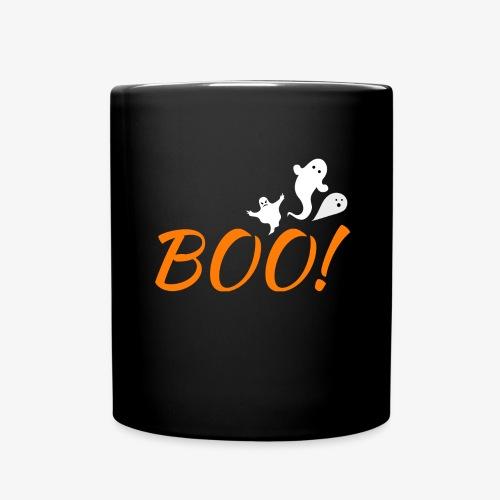BOO GHOSTS - Full Color Mug