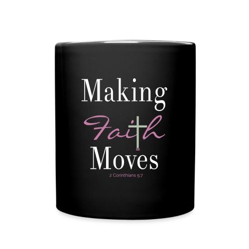 Making Faith Moves - Full Color Mug