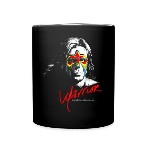 red warrior 5 - Full Color Mug