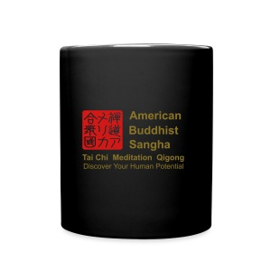 American Buddhist Sangha and Zen Do USA - Full Color Mug