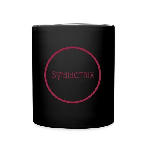 symmetrix band tshirt - Full Color Mug