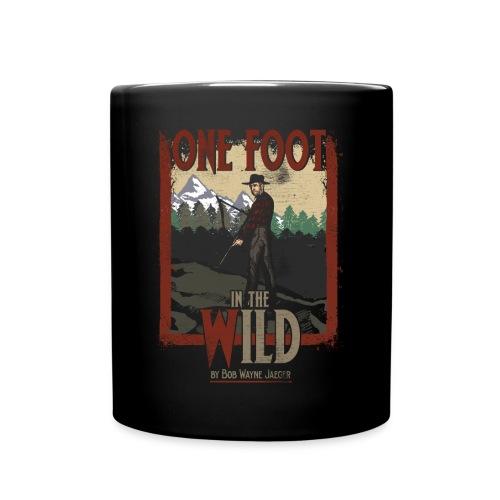 One Foot in the Wild Vintage Novel Gear - Full Color Mug