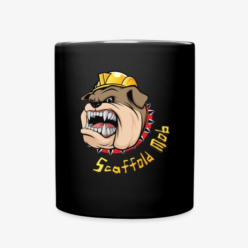 Scaffold Mob Dog - Full Color Mug