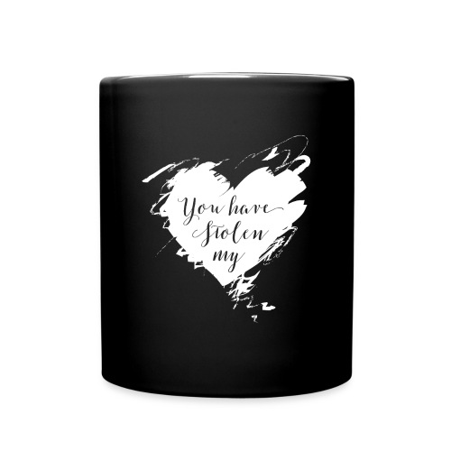 You have Stolen My Heart (White) - Full Color Mug