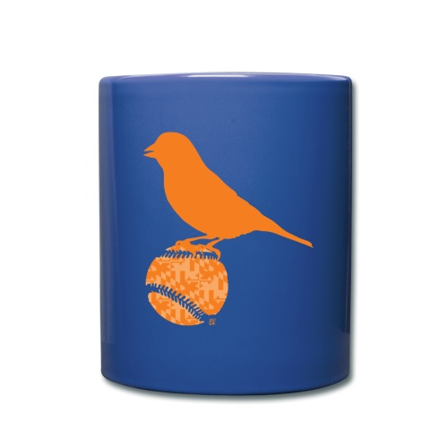 OrioleFlagonBlack - Full Color Mug