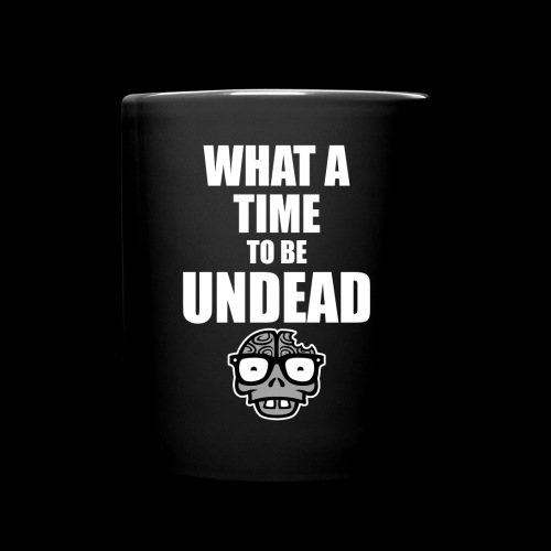 What A Time (White) - Full Color Mug