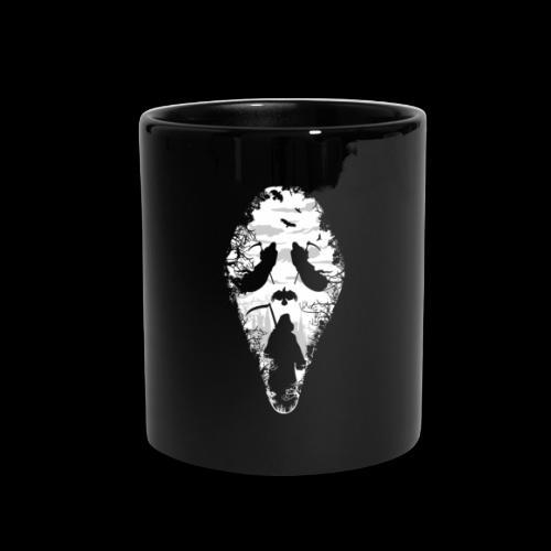 Reaper Screams | Scary Halloween - Full Color Mug