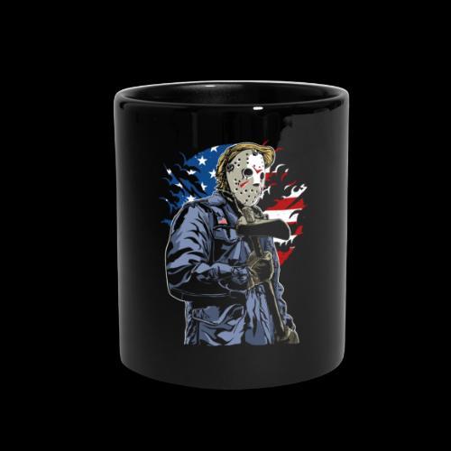 American Axe Killer - Full Color Mug