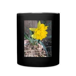 YELLOWFLOWER by S.J.Photography - Full Color Mug