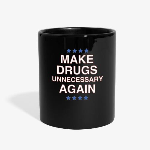 Make Drugs Unnecessary Again - Full Color Mug