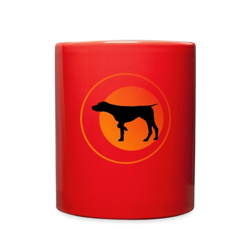 German Shorthaired Pointer - Full Color Mug