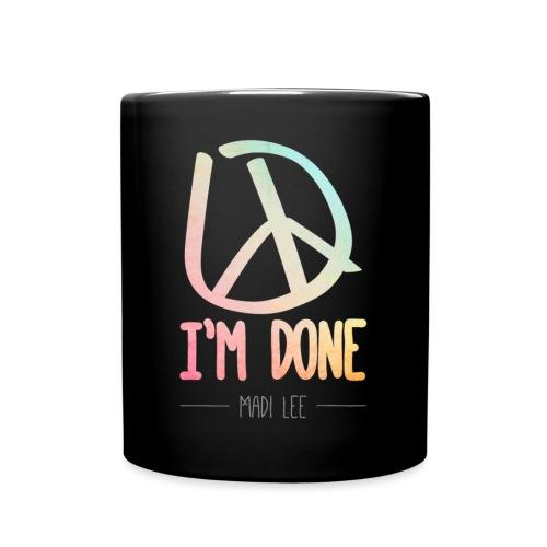 imdonepeace - Full Color Mug