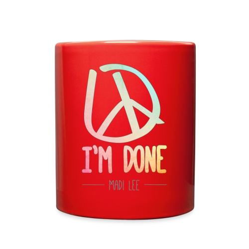 imdonepeace - Full Color Mug