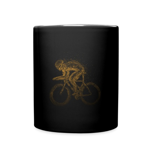 bike-man - Full Color Mug