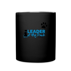 RescueDogs101 Leader of My Pack - Full Color Mug