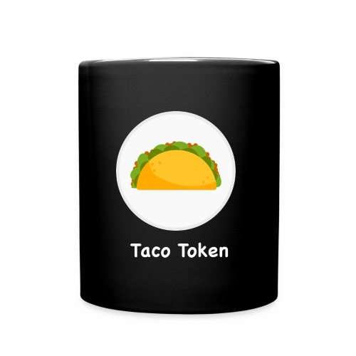 taconewwhite - Full Color Mug