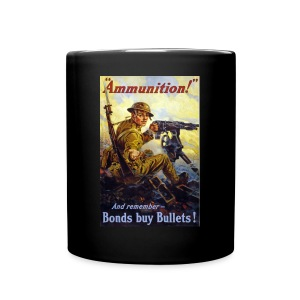 Ammunition! - Full Color Mug