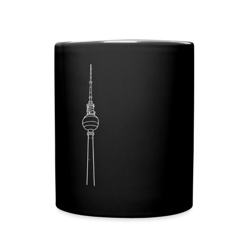 Berlin TV Tower - Full Color Mug