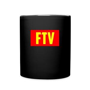 Red and Yellow Mugs and MousePads - Full Color Mug