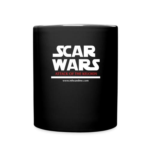 ScarwarsATTACK png - Full Color Mug