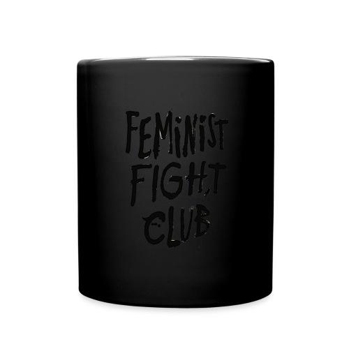 Feminist Fight Club - Full Color Mug