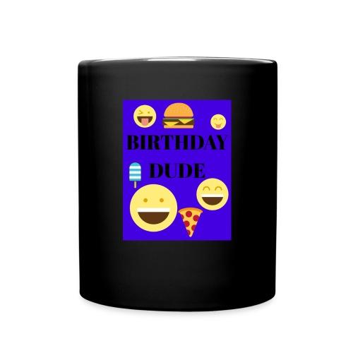 Birthday Dude - Full Color Mug