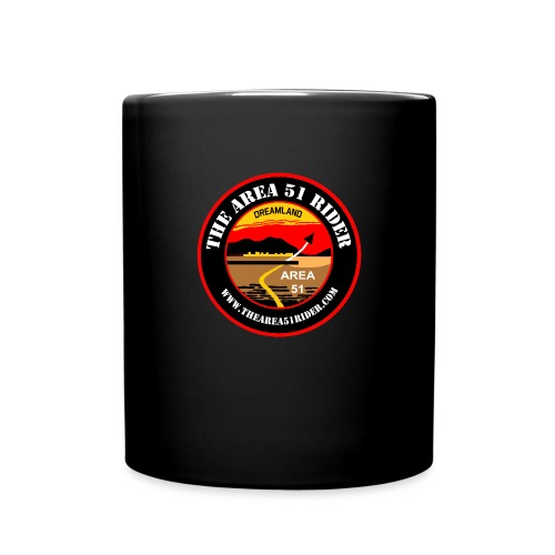 NEW Area 51 Rider Logo - Full Color Mug