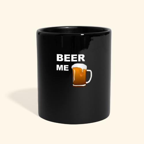 BEER ME TEE - Full Color Mug