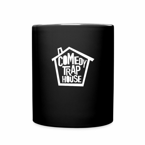 Comedy Trap House (white logo) - Full Color Mug