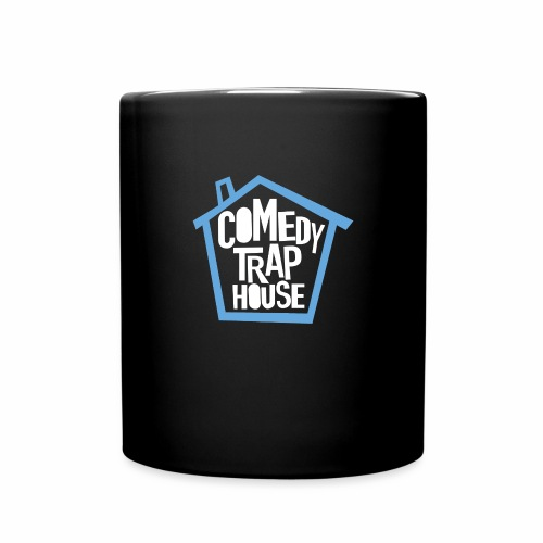 Comedy Trap House (Blue) - Full Color Mug