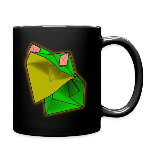Origami Frog - Full Color Mug