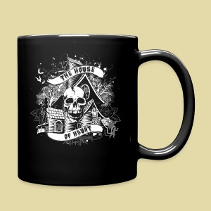 hoh_tshirt_skullhouse - Full Color Mug