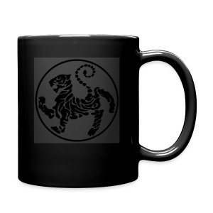 Shotokan-Tiger_black - Full Color Mug