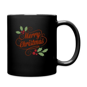 Merry Christmas - Full Color Mug