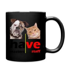 Dog & Cat - Full Color Mug