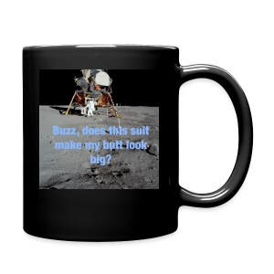 Does this Spacesuit make my butt look big? - Full Color Mug