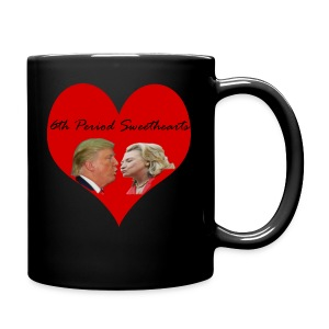 6th Period Sweethearts Government Mr Henry - Full Color Mug