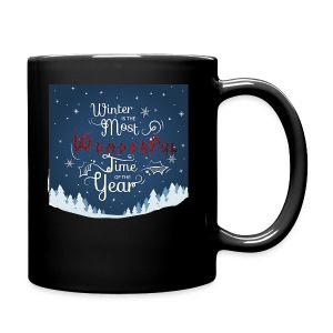 Winter Theme - Full Color Mug
