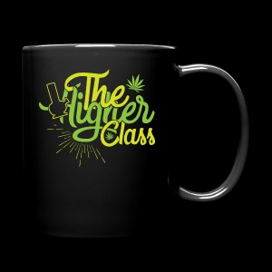 the higher class 2 - Full Color Mug