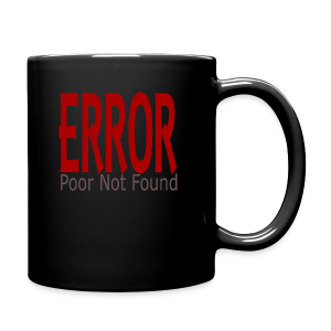 Oops There Is Something Missing! - Full Color Mug