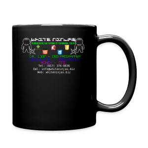 White Ninjas - Full Color Mug